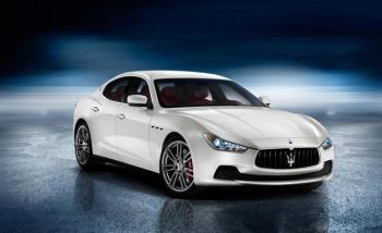 2014 Maserati Ghibli foto