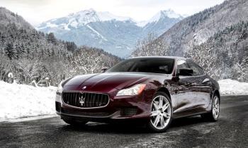 2014 Maserati Quattroporte foto