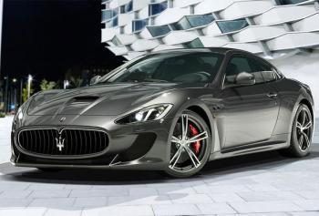 2014 Maserati GranTurismo foto