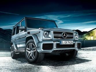 2014 Mercedes Clase G foto