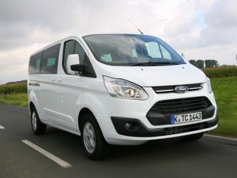 2014 Ford Tourneo Custom foto