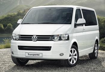 2014 Volkswagen Transporter foto
