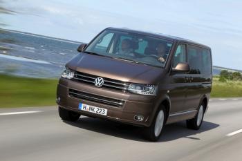 2014 Volkswagen Multivan foto