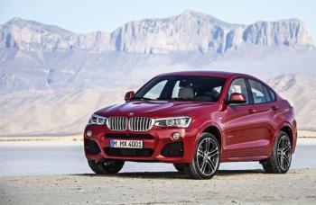 2014 BMW X4 foto