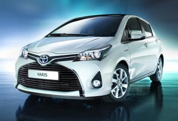 2014 Toyota Yaris foto