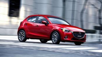 2014 Mazda 2 foto