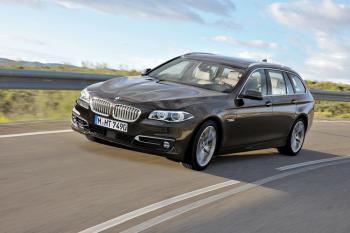 2014 BMW Serie 5 foto
