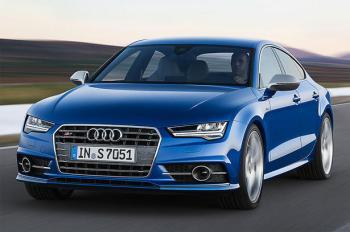 2014 Audi S7 foto