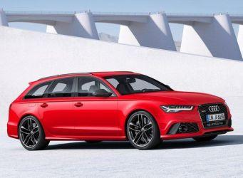 2014 Audi RS6 foto