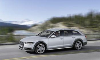 2014 Audi A6 allroad quattro foto