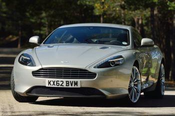 2014 Aston Martin DB9 foto