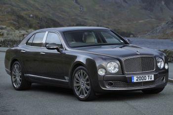 2014 Bentley Mulsanne foto