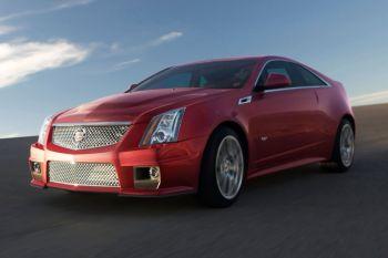 2014 Cadillac CTS-V foto