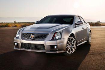 2014 Cadillac CTS-V Sport foto