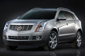 2014 Cadillac SRX foto