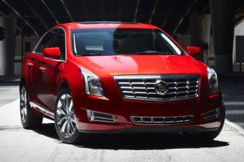 2014 Cadillac XTS foto