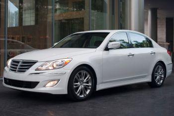 2014 Hyundai Genesis foto