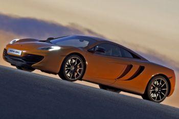 2014 McLaren MP4-12C foto