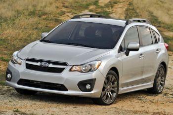 2014 Subaru Impreza foto