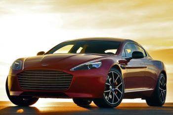 2014 Aston Martin Rapide foto