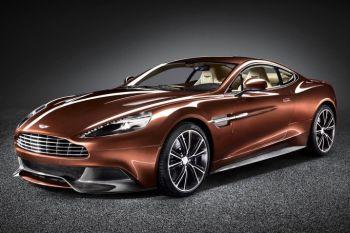 2014 Aston Martin Vanquish foto