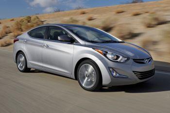 2014 Hyundai Elantra foto