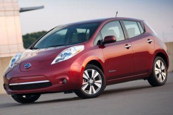 2014 Nissan LEAF foto