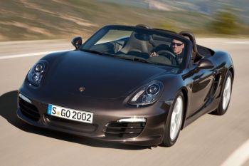 2014 Porsche Boxster foto