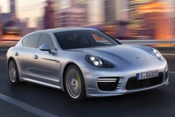 2014 Porsche Panamera foto