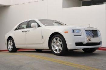 2014 Rolls-Royce Ghost foto