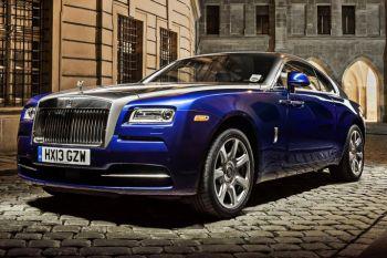 2014 Rolls-Royce Wraith foto