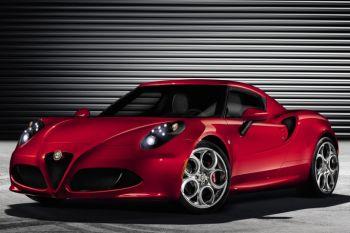 2014 Alfa Romeo 4C foto