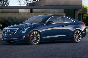 2014 Cadillac ATS foto
