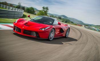2014 Ferrari LaFerrari foto